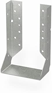 Simpson Strong Tie HUCQ610-SDS 6-Inch by 10-Inch Concealed Heavy Face Mount Joist Hanger with SDS Screws