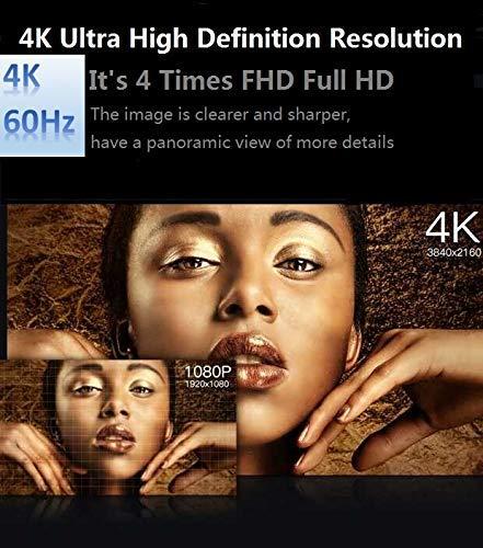 Mini-DisplayPort-auf-DisplayPort-Kabel, 3 m, 4K [1440p @ 144Hz, 4K @ 60Hz], UVOOI Thunderbolt auf DisplayPort (Mini DP zu DP), Displaykabel, kompatibel für MacBook, HP, Dell und mehr
