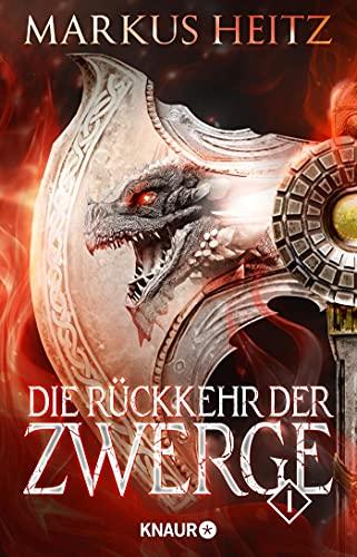 Buchseite und Rezensionen zu 'Die Rückkehr der Zwerge 1: Roman' von Markus Heitz