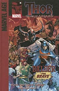 Marvel Age Thor Tales of Asgard 2: Balder the Brave