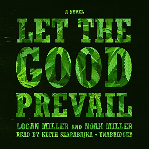 Let the Good Prevail audiobook cover art