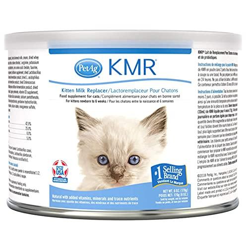 k.m.r. gato leche en polvo–170g (887ml leche)