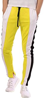 Unparalleled beauty Men Jogger Pant Sweatpant Sports Running Closed Bottom Sweatpant Workout