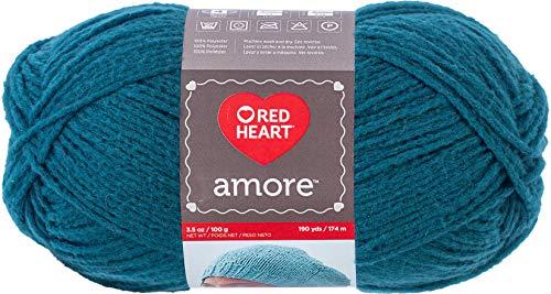 Red Heart Amore Yarn, Bliss Garn