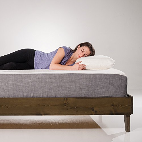 ExceptionalSheets Wood Bed Frame - 100% North American Pine...