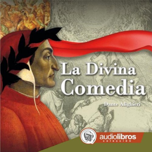 La Divina Comedia [The Divine Comedy] audiobook cover art