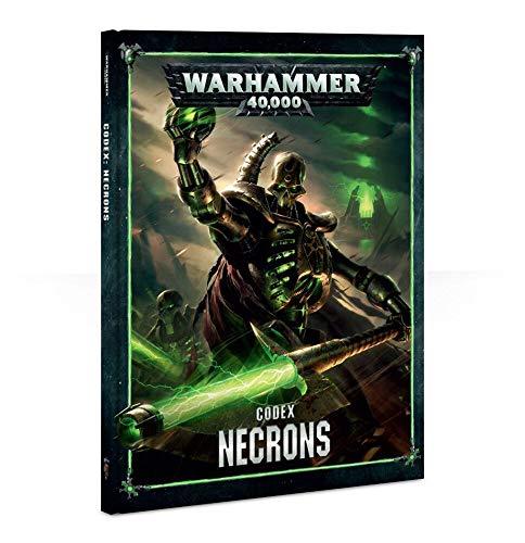 Warhammer 40 K - Necrons Codex EN