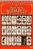 El gran hotel Budapest - edición alquiler