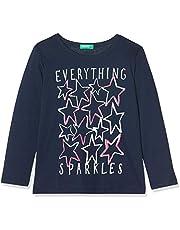 United Colors of Benetton Camiseta de Tirantes para Niñas