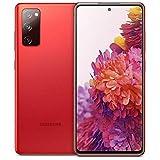 Samsung Galaxy S20 FE G780F 256GB Dual Sim GSM Unlocked Android Smart Phone - International Version (Red)