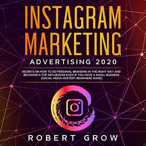『Instagram Marketing Advertising 2020』のカバーアート