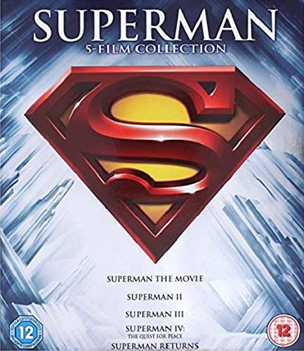 Superman Collection [1-4 & Sup [DVD-AUDIO]