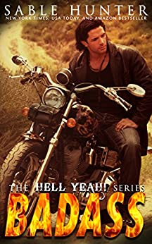 Badass: Hell Yeah! by [Sable Hunter, The Hell Yeah! Series]