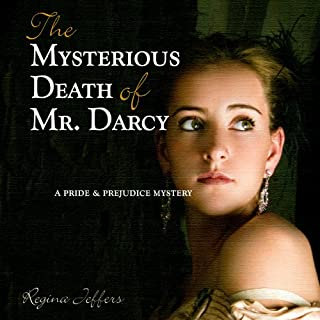 The Mysterious Death of Mr. Darcy audiobook cover art