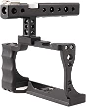 Foto4easy Camera Cage Stabilizer,Aluminum Alloy Camera...
