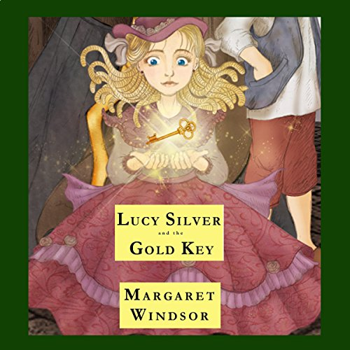 Lucy Silver and the Gold Key audiobook cover art