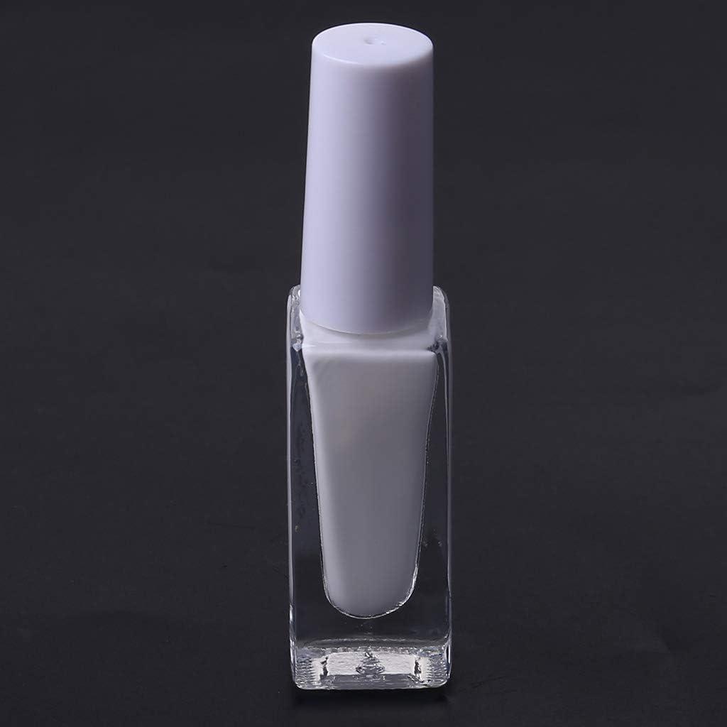 VNK 10Ml Nail Art Glue Gel Adhesive favorite Transfe Foil for ...