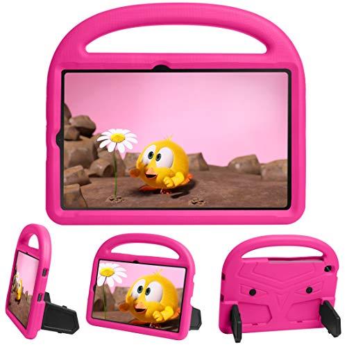 YEYOUCAI Accesorios de la tableta para Sansung Galaxy Tab S6 Lite P610 gorrión estilo EVA material niños placa plana anti caída cubierta