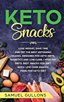 Keto Snacks: lose weight, save time and try the best ketogenic snacks. Designed for Keto diets, diabetics and low-carb / high-fat diets. Best snacks for diet, quick low carb snacks.