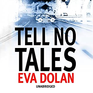 Tell No Tales audiobook cover art