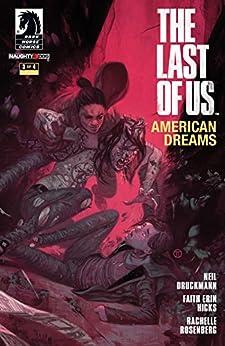 The Last of Us: American Dreams #3 by [Faith Erin Hicks, Neil Druckman]
