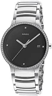R30630713 Watch Jubile Centrix Mens - Black Dial Stainless Steel Case Quartz Movement
