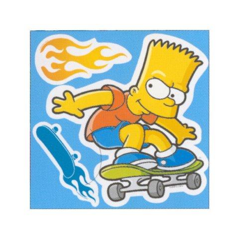 Ou Sticker m Simpson