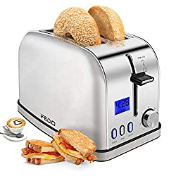 Top 5 Best 2-Slice Toasters 2021