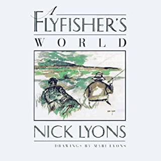 A Fly Fisher's World audiobook cover art