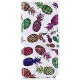kompatibel mit HTC ONE M8 Hülle,JAWSEU für HTC ONE M8 Flip Hülle Ledertasche Schutzhülle Lederhülle Schwarz Traumfänger Muster Flip Wallet Handy Tasche Brieftasche Bookstyle Klapphülle