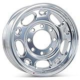 New 16' Alloy Replacement Wheel for Chevy Silverado GMC Sierra 1999 2000 2001 2002 2003 2004 2005 2006 2007 2008 2009 2010 Rim 5079