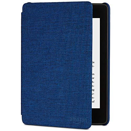 Amazon Kindle Paperwhite-Hülle aus wassergeeignetem Stoff (10.Generation – 2018), Blau