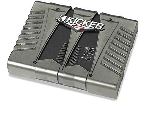 Kicker 02KX400.1 Car Class D Sub Subwoofer Amp KX400.1 Amplifier Refurbished (Certified Refurbished)