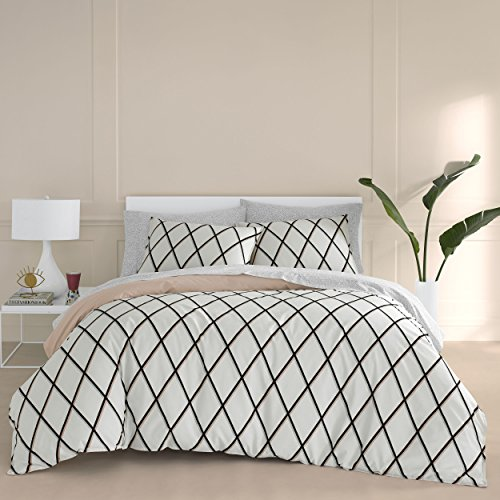Now House by Jonathan Adler Martine Duvet Cover Set, Full/Queen