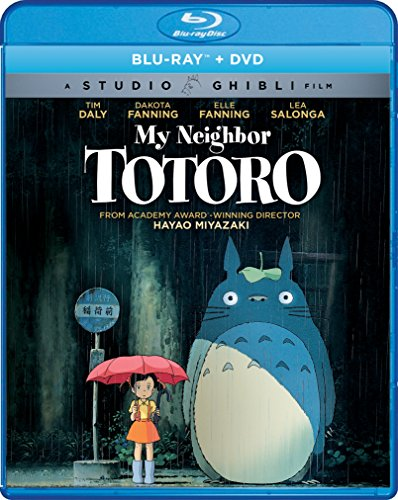 となりのトトロ My Neighbor Totoro (Two-Disc Blu-ray/DVD Combo)(2017)[Import]