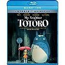 My Neighbor Totoro [Blu-ray + DVD] (Sous-titres français)