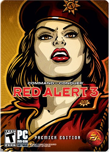 red alert 3 ps3 - 2