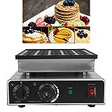 Máquina para hacer gofres, máquina para hacer muffins de 950 W, para hacer muffins, waffles y panqueques en casa(pink)