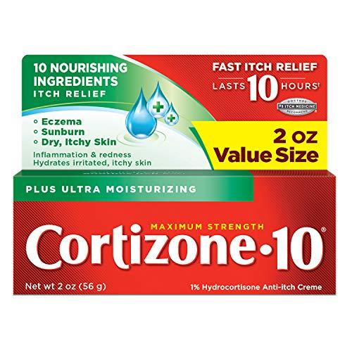 Cortizone 10 Plus Ultra Moisturizing Anti-Itch...