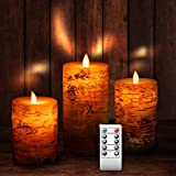 Best Flameless Candles - Flameless Candles Battery Operated Flickering Candles with Real Review