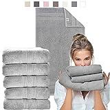 sei Design Frottee Handtuch Set Aqua Fibro