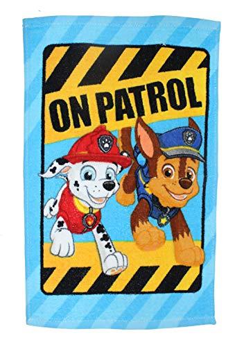 Nickelodeon PAW182021 Paw Patrol Kinder-Handtuch 30 x 50 cm