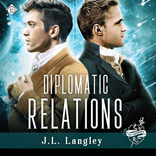 Diplomatic Relations audiobook cover art
