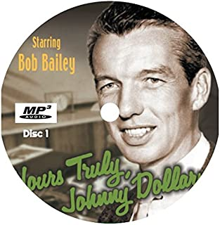 Yours Truly, Johnny Dollar Old Time Radio Mp3 3-cd`s (610 Episodes)