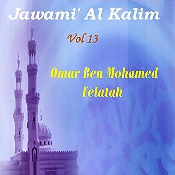 Jawami' Al Kalim Vol 13 (Hadith)