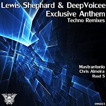 Exclusive Anthem Techno Remixes