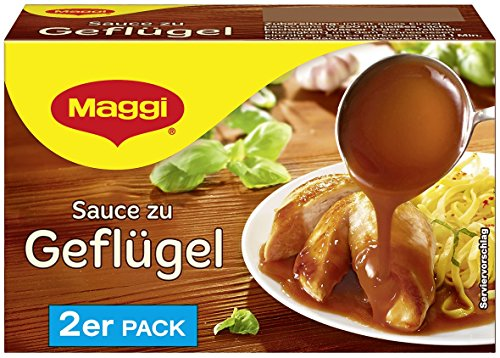 Maggi Delikatess Sauce zu Geflügel, 20 g