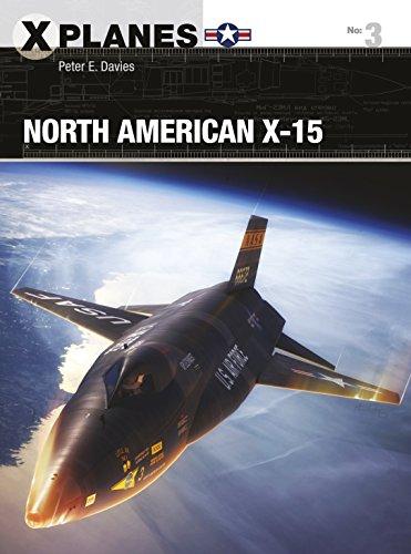 North American X-15 (X-Planes Book 3) (English Edition)