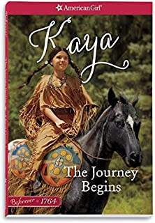 The Journey Begins: A Kaya Classic Volume 1 (American Girl)