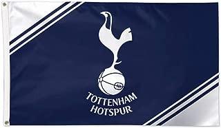 Wincraft English Premier League Tottenham Hotspur Deluxe Flag 3x5 feet